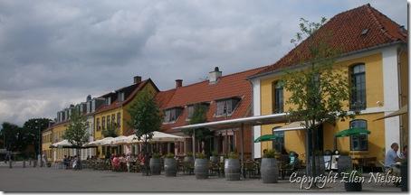 Køge havns restauranter