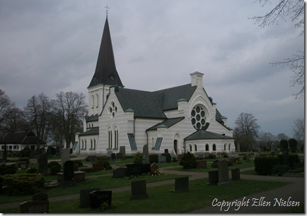 En pæn, svensk kirke