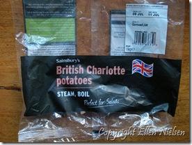 Passende kartoffel til Duchess' potatoes