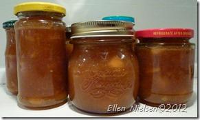Karamelliseret æble 2012