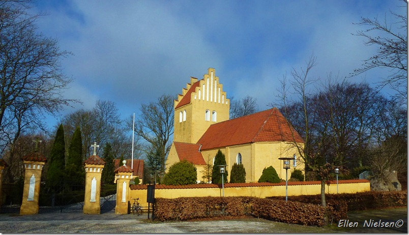 Solrød landsbykirke
