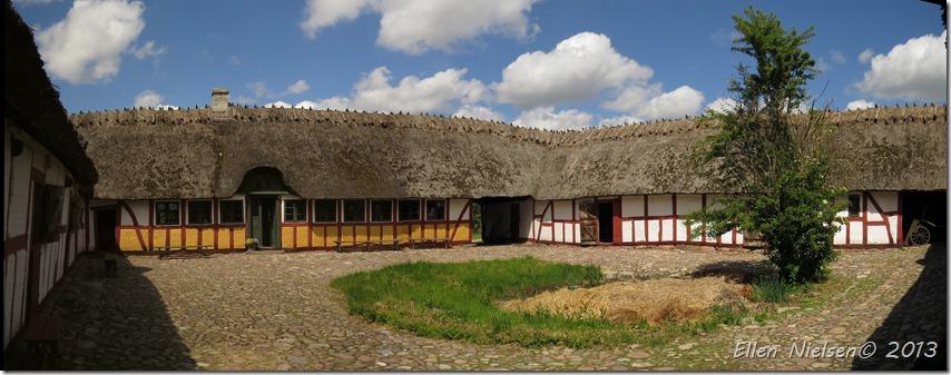 Den fynske landsby