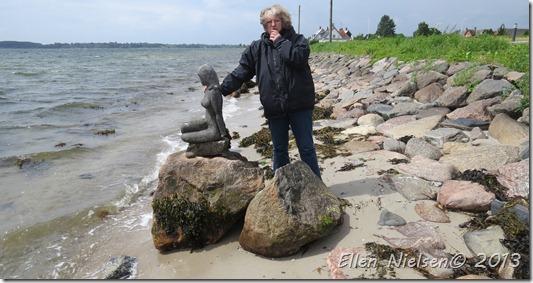 Den lille havfrue ved Broholm (1)