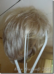 Nyt hår - bogstavelig talt