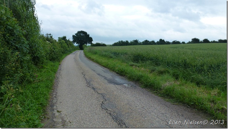Ude på de små veje