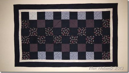 Ellas sengetæppe