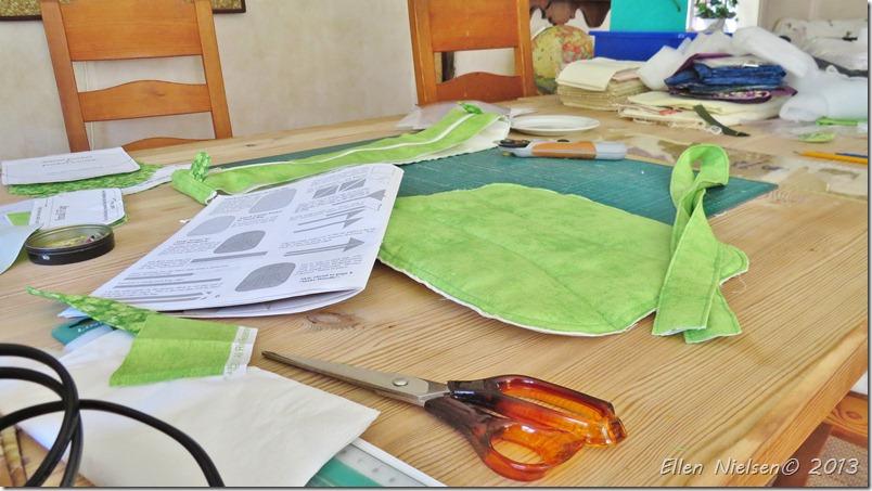 Limegrøn rygsæk (2)
