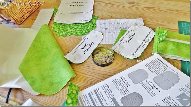 Limegrøn rygsæk (3)