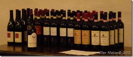 Fem af de 11 vine