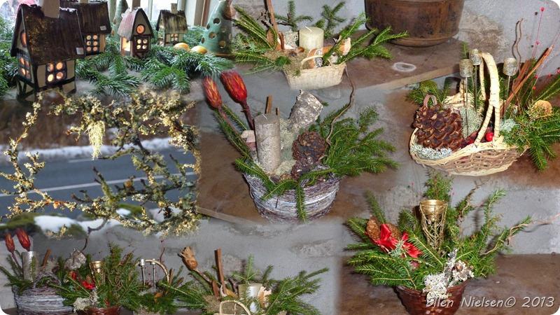 Juledekorationerne
