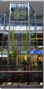 Vanduret i Europacenter, Berlin