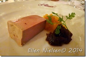Winemaker's dinner l'Alsace (5)
