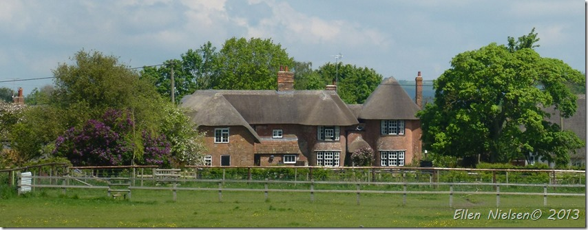 Et gammelt malttørreri i England