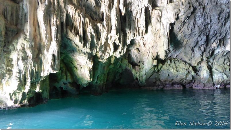 Grotto smeralda