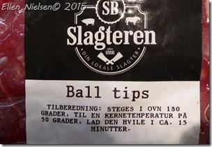 Ball tips