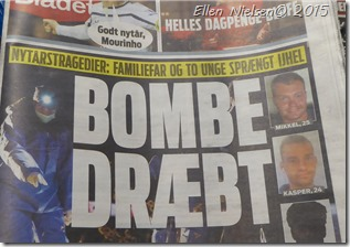 En død bombe