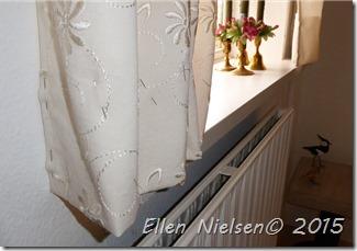 Oplægningsklare gardiner