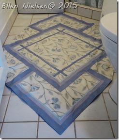 Nyt badeværelsestæppe (2)