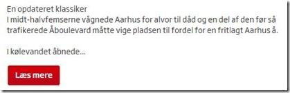 Kølevandet i Aarhus Å