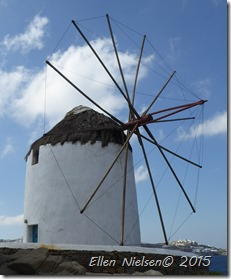 Møllerne på Mykonos