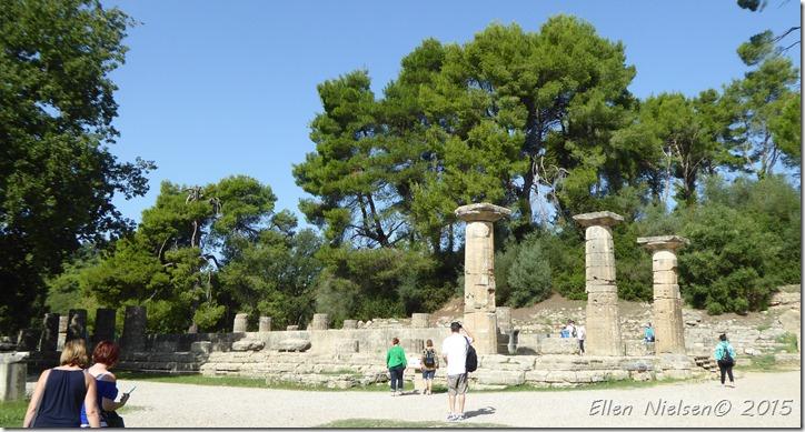 Zeus' tempel