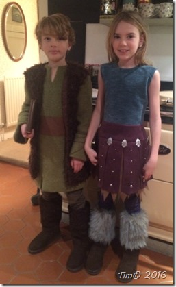Hiccup and Astrid 2