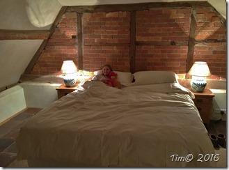 Det nye soveværelse