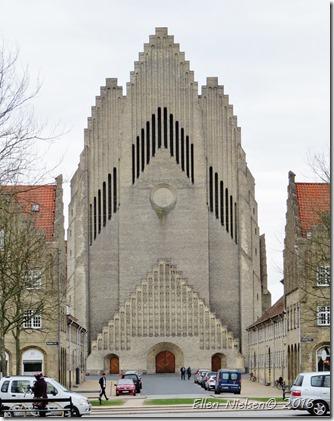 Bispebjerg og Grundtvigskirken (19)