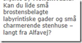 Alfarvej