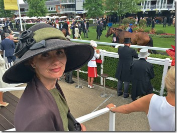 Picking winners - Ascot