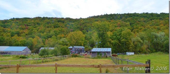 En gård i Vermont