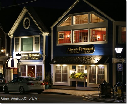 Alisson's Restaurant, Kennebunkport