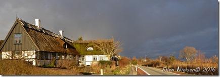 Dramatisk vejr på vej