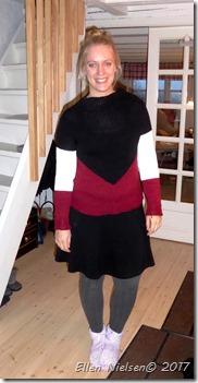 Malles første sweater