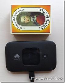 Et lille, men efektivt modem