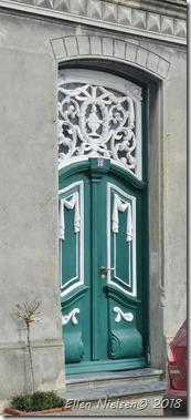 Dør i Friedrichstadt