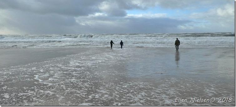 En smule bølger