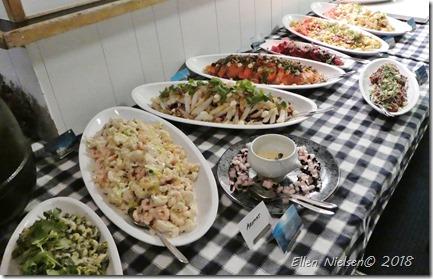 grønlandsk buffet