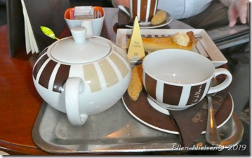 Afternoon tea - Celebrity Eclipse