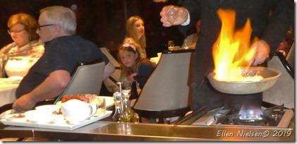 Flamberet hummer - Murano