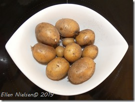 Nye kartofler i februar