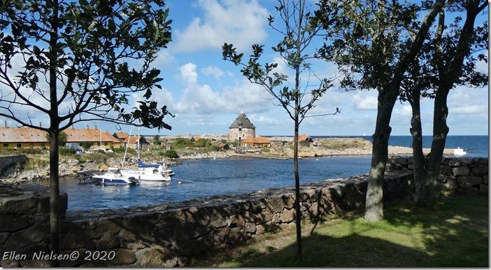 Et kig over til Frederiksø