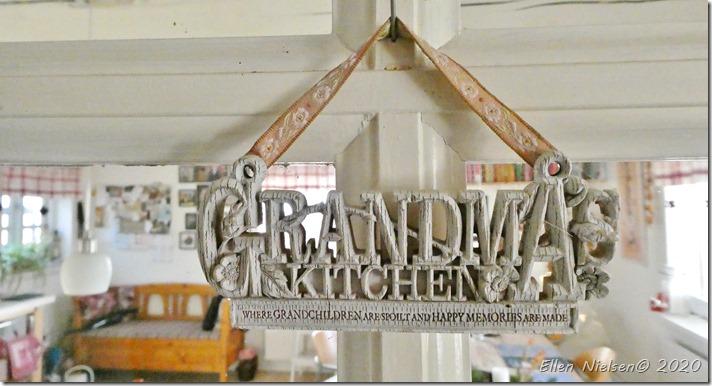 Mormors køkken