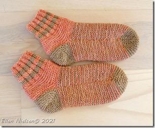 Sokker på to pinde