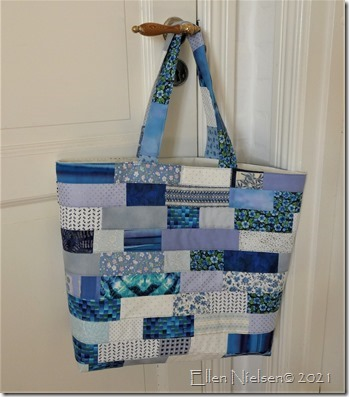 Blå små-restetaske (4)