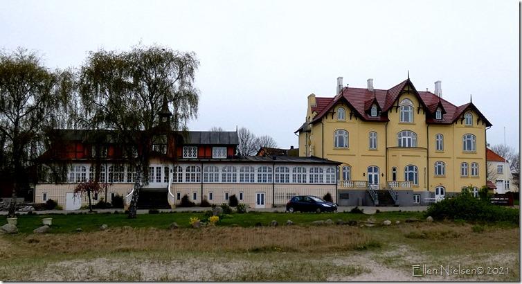 Aarøsund Badehotel (1)